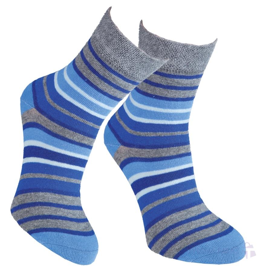 086275f3dbb 20835 POMELO DĚTSKÉ PRUHOVANÉ RS - Dětské - Ponožky - Dívčí