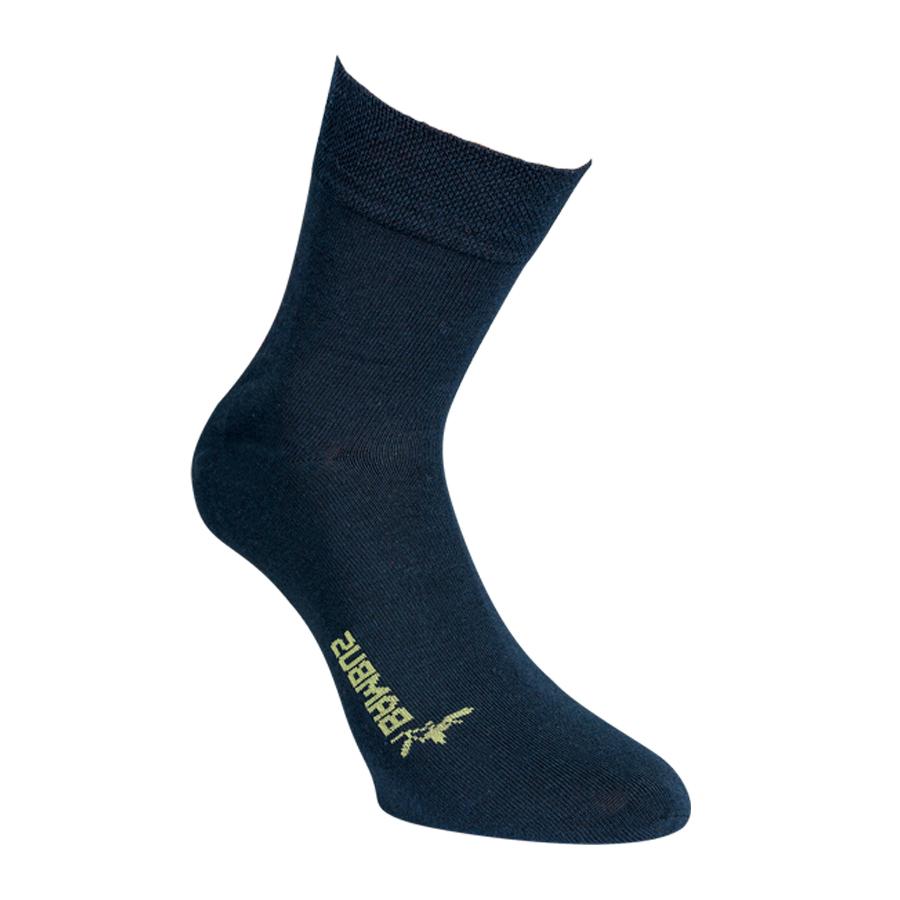 3452334d97b 43011 PÁNSKÉ DÁMSKÉ ZKRÁCENÉ PONOŽKY BAMBUS NAVY - Dámské - Ponožky -  Bambusové